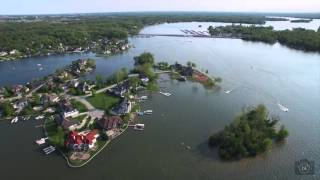 Dji Phantom 3 Maiden Flight | Geist Reservoir & McCordsville, IN