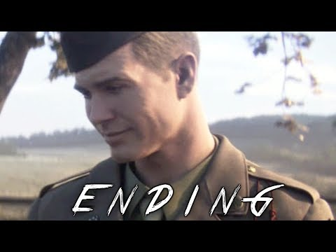CALL OF DUTY WW2 ENDING / FINAL CAMPAIGN MISSION - Walkthrou