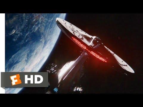 Star Trek Beyond (2016) - Destruction of the Enterprise Scene (2/10) | Movieclips