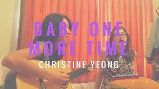 Baby One More Time - Britney Spears (ACOUSTIC COVER) by Christine Yeong