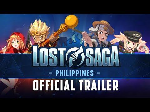 Lost Saga Philippines  Trailer