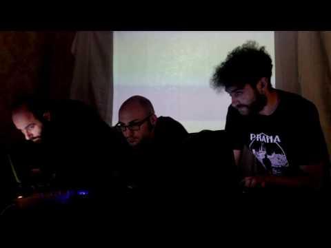 Sonic Overload audio-visual studio/live set