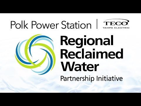 Tampa Electric's Regional Reclaimed Water project