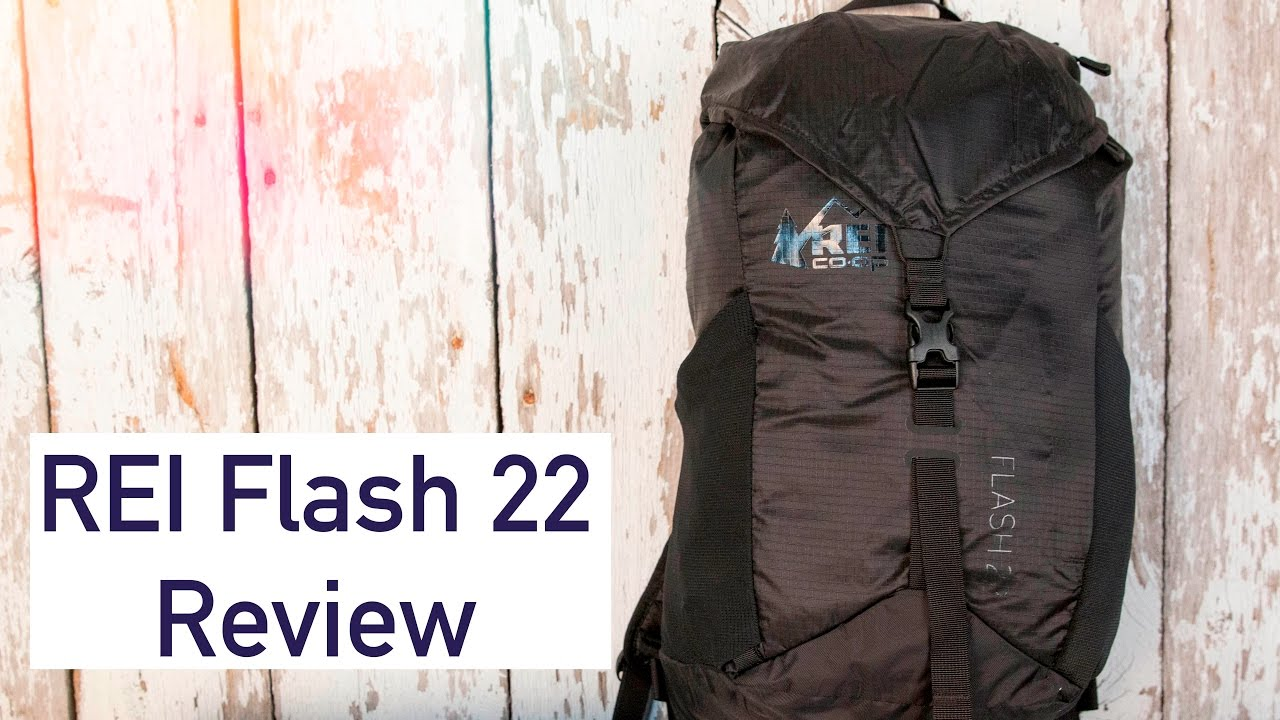 6abf38c28d68 REI Flash 22 Pack - Review - YouTube