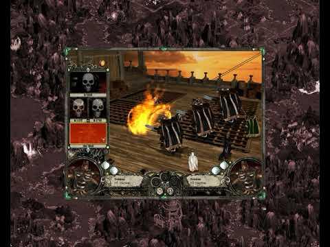 Disciples II  Gallean's Return Empire Ending Battle |
