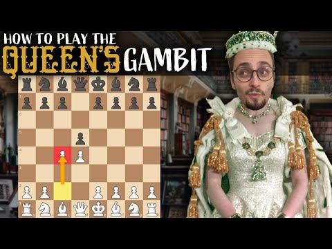 How To Play The Queen's Gambit