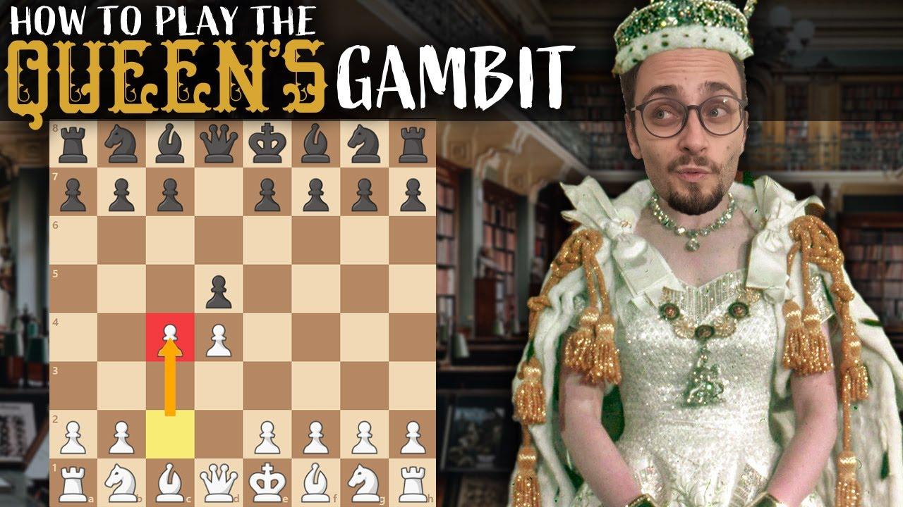 Download How To Play The Queen's Gambit
