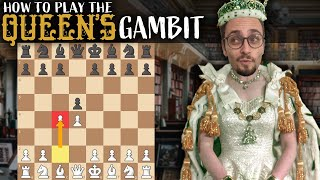 How To Play The Queens Gambit