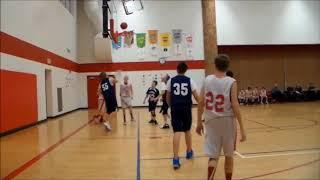 Cade 7th Basketball Highlights