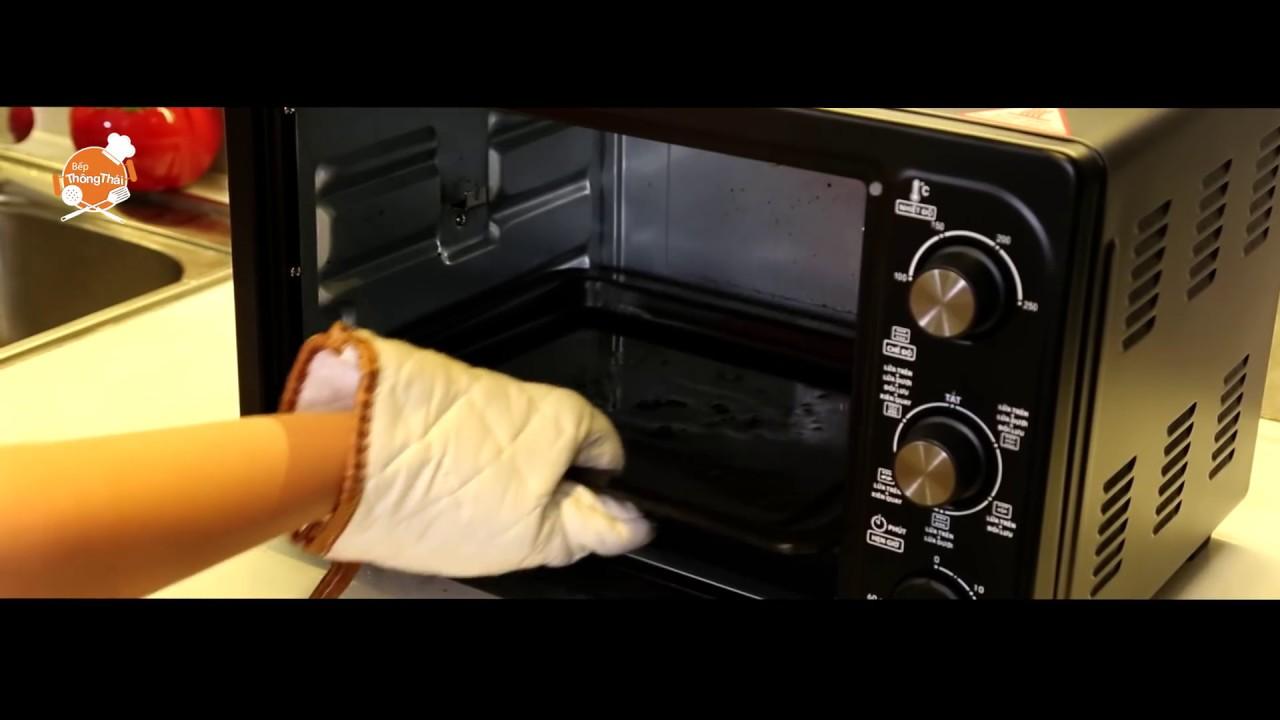 Cẩm nang sử dụng lò nướng an toàn và hiệu quả cho mọi nhà | Bếp Thông Thái