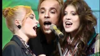 """LMK """"OKartes Skatuve"""" 1. koncerts himna """"Ej Un Cīnies"""""""