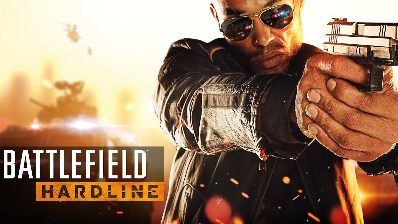 Battlefield Hardline: Official Launch Gameplay Trailer Teaser - Battlefield Hardline: Official Launch Gameplay Trailer Teaser