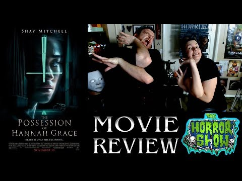 """The Possession of Hannah Grace"" 2018 Horror Movie Review – The Horror Show"