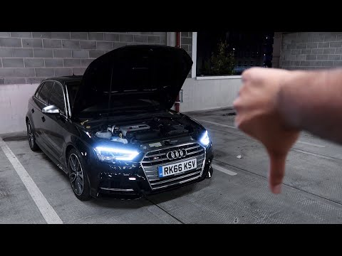 My Broken 2017 Audi S3 is Finally FIXED!