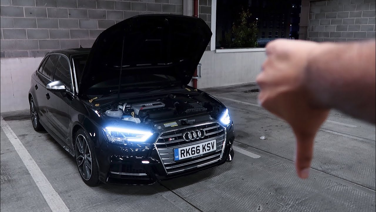 ⚠️ALL S3 8V OWNERS COOLANT LEAK!!!!!! | Audi-Sport net