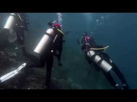 Lombok with Canon G7X MK2 camera and Recsea CWC-G7XII underwater housing