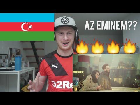 (AZ EMINEM??) AZERBAIJAN RAP REACTION // Paster - Puldan Baha (Official Music Video)