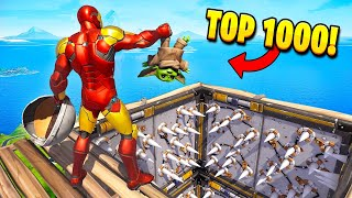 TOP 1000 FUNNIEST FAILS IN FORTNITE