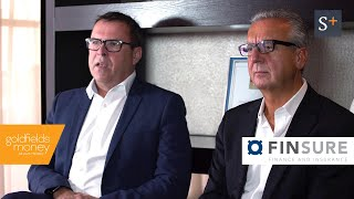 Interview With Simons Lyons of Goldfields Money and John Kolenda of Finsure