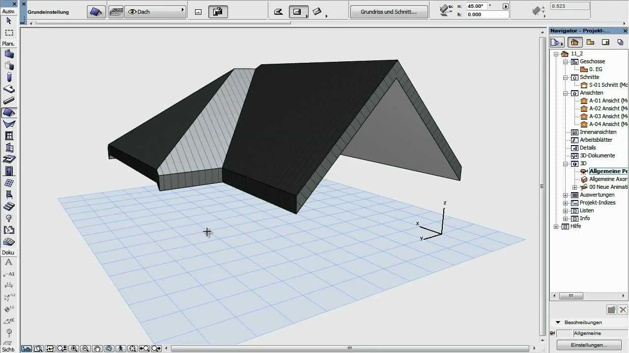Archicad 15 13 First Bearbeiten Youtube
