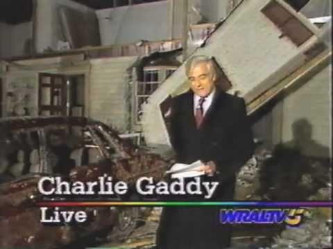 """WRAL-TV: """"WRAL-TV News at 6"""" (November 28, 1988)"""