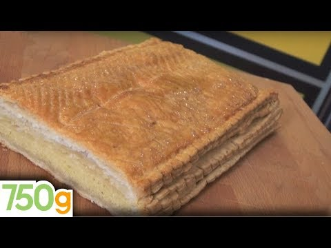 recette-de-la-bande-dartois-ou-feuilleté-à-la-frangipane---750g