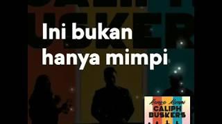 Hanya Mimpi - Faizal Tahir Ft Caliph Busker