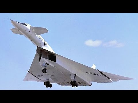 XB-70 Valkyrie - The Mach 3 Strategic Bomber