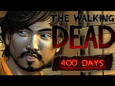 The Walking Dead 400 Days (Gameplay)