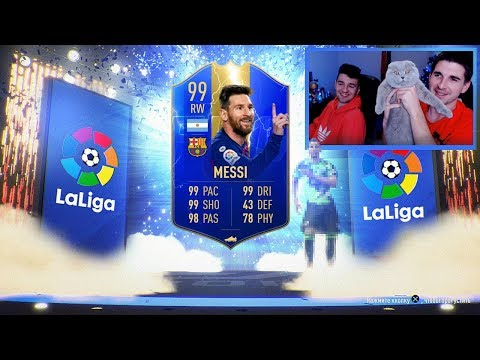 ТОТС МЕССИ + ТОТС СУАРЕС В ПАКЕ || TOTS MESSI IN A PACK || TOTS SUAREZ IN A PACK