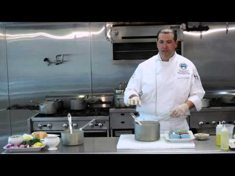 How To Make New England Clam Chowder : Fish & Seafood Done Right