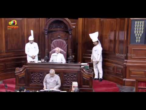 Nine Newly Elected Members Takes Oath As Rajya Sabha MPs | Parliament | Mango News