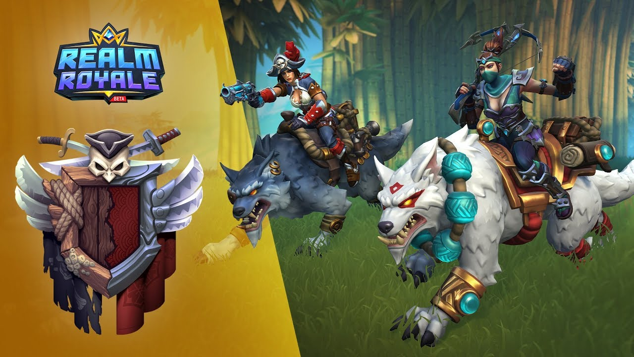 Realm Royale PS4 Open Beta Now Live With Free Battle Pass