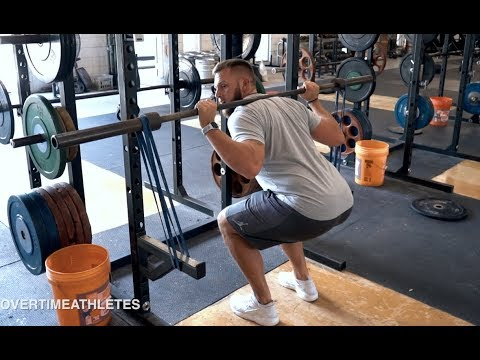 Best Weight Training Method to Develop Power | Overtime Athletes