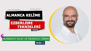 Almanca Kelime Ezberleme Teknikleri  Hafıza Teknikleri - Hacı Ahmet Altıner