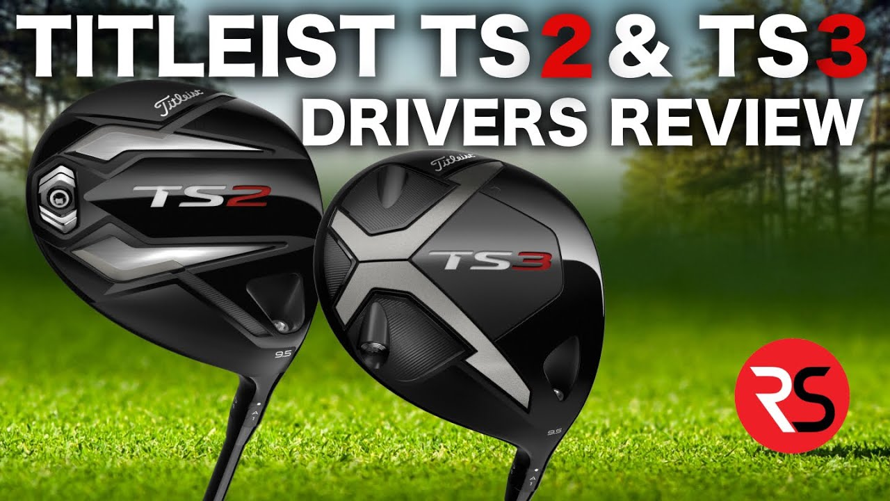 This is NOT what I expected from Titleist      TS2 & TS3 DRIVER REVIEW
