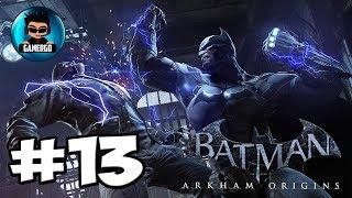 Batman Arkhram Origins Pc Gameplay #13 HD | No Comentado | Español Latino |  GeryGamer
