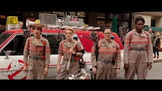 uproar over the new version of ghostbusters theme song