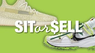2019 Sneaker Releases JUNE SIT or SELL (Part 2)