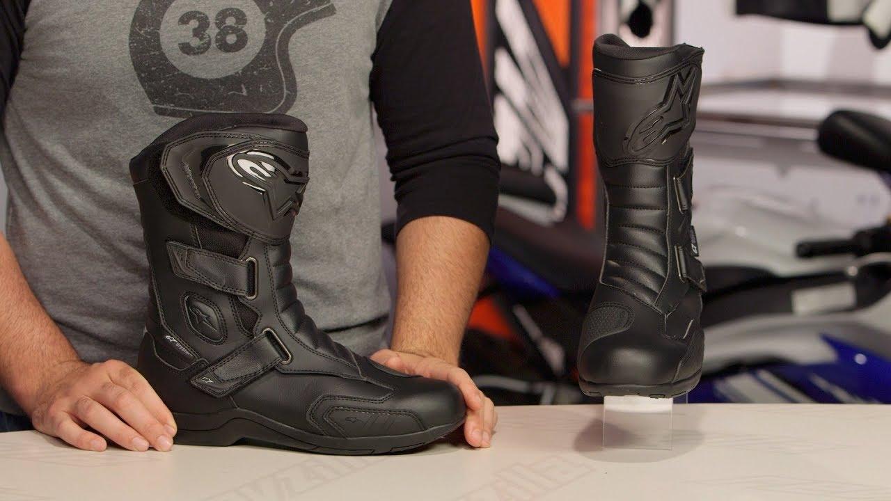 af2c1f3f7 Alpinestars Radon Drystar Boots Review at RevZilla.com