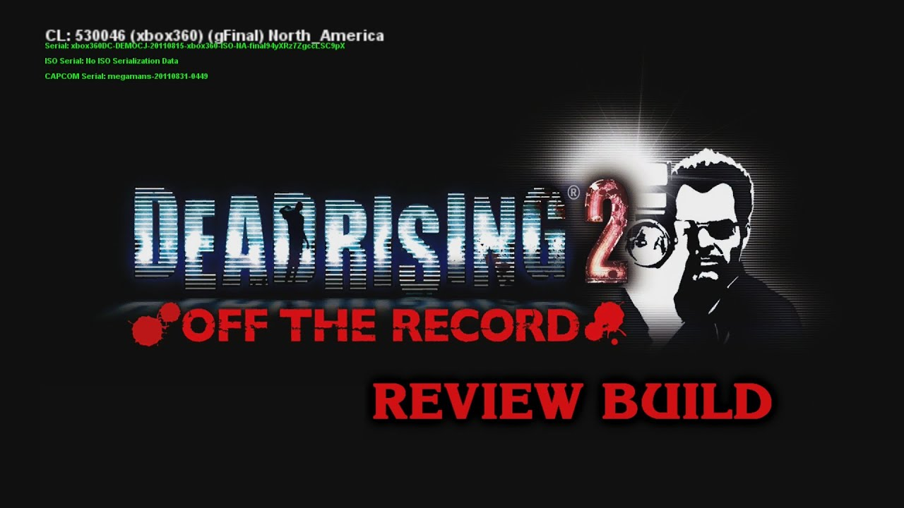 Dead Rising 2 Otr Beta Preview Build Cl 530046 Youtube