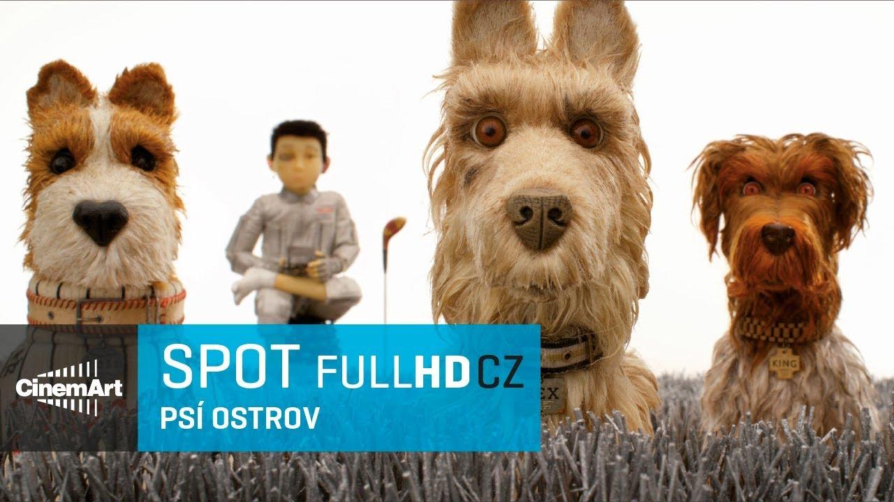 Psí ostrov / Isle of dogs (2018) HD spot