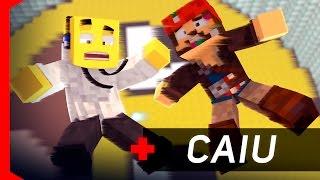 [Minecraft] Pulando Com O Pedro Quentão!