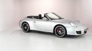 Porsche 997 Carrera GTS Cabriolet - Grey