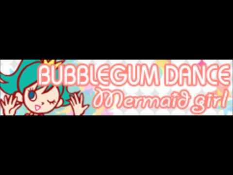 Cream puff - Mermaid Girl