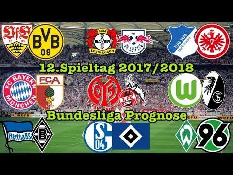 Bundesliga 12.Spieltag 2017/2018 (17/18) Komplett (FIFA 18 PROGNOSE) Deutsch (HD)