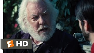 The Hunger Games (5/12) Movie CLIP - Hope (2012) HD