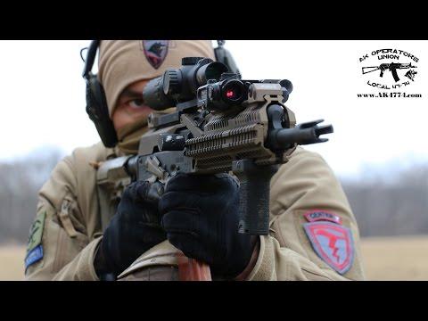 AK Scout / SDM Setup