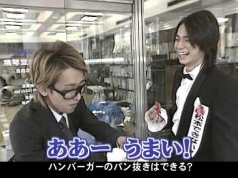 DVD CxDxG no Arashi vol 1-2