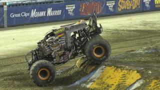 Monster Jam in Tacoma Highlights   Triple Threat Series West presented by AMSOIL   Jan 13 15 2017